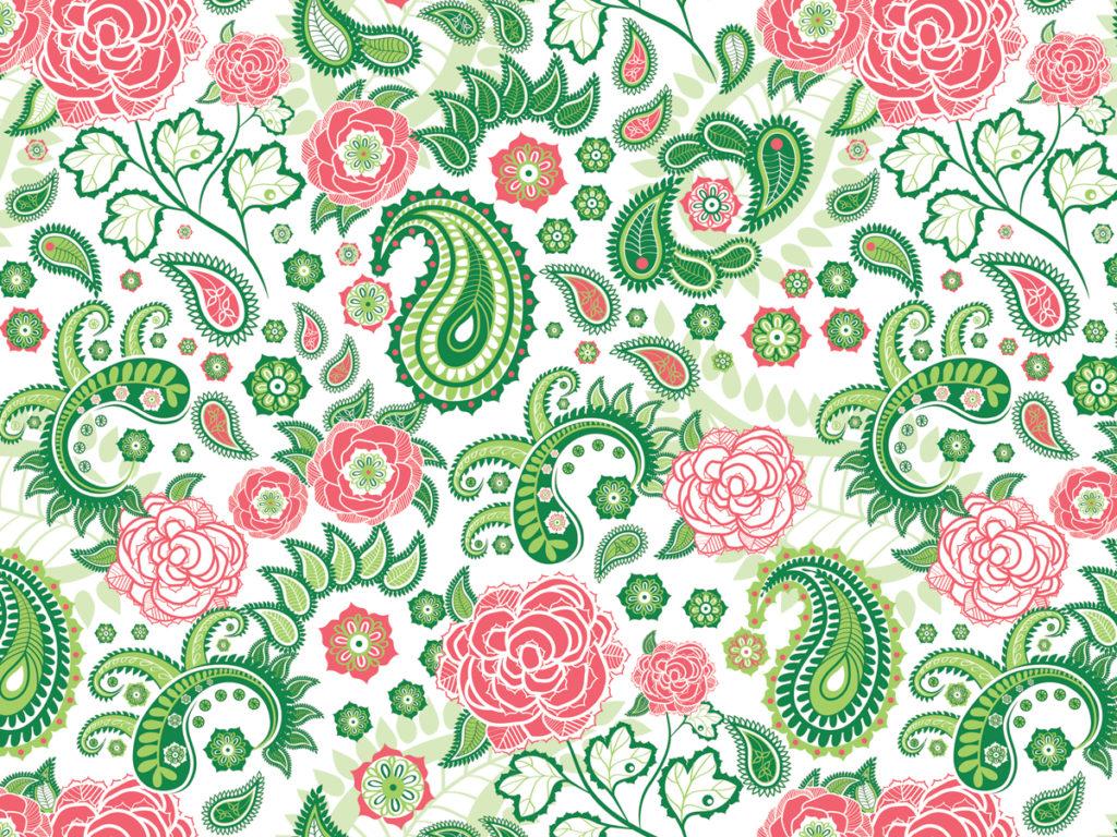 Paisley Pattern Designs by Milena Gaytandzhieva