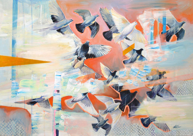 Resultado de imagen para migration art