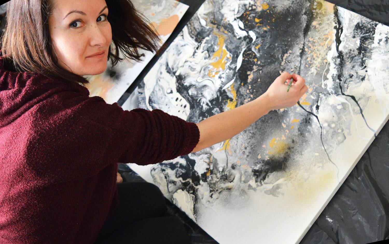 Milena Gaytandzhieva - Artist and Designer