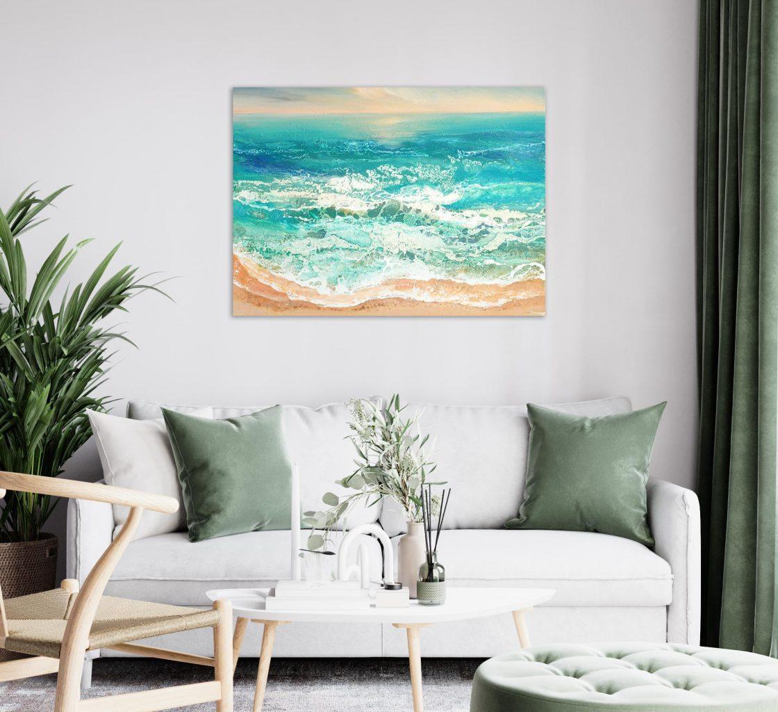 Seascape by Milena Gaytandzhieva